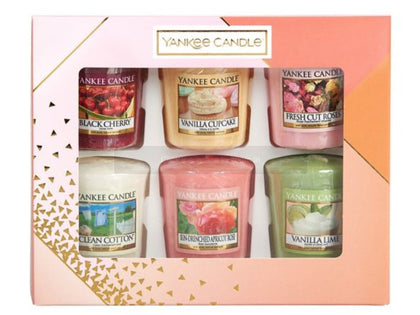 Yankee Candle - 6 Votive Set