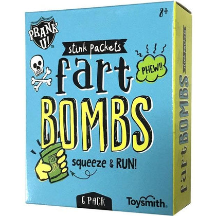 Little Joker: Fart Bombs - 6 Pack