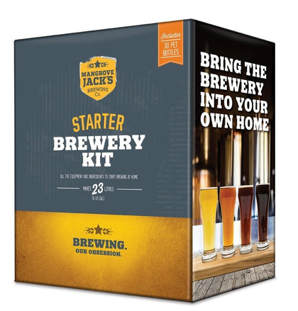 Mangrove Jack's: Traditional Series - Starter Brewery Kit