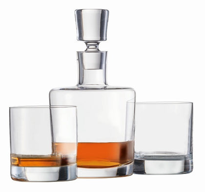 Schott Zwiesel: Paris Decanter + 2 whisky glasses