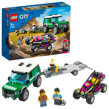 LEGO City: Race Buggy Transporter (60288)