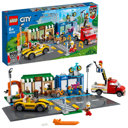 LEGO City: Shopping Street (60306)