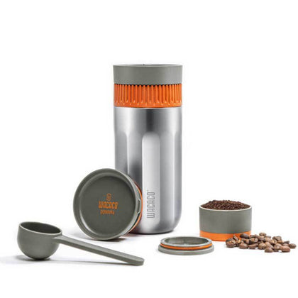 Wacaco: Pipamoka Portable Coffee Maker