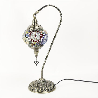 Turkish Lamp - Tall Swan Neck