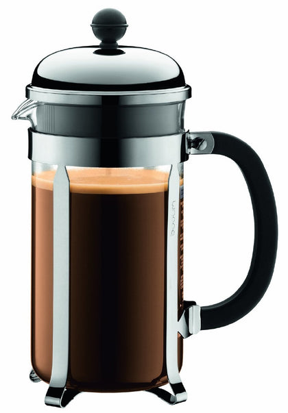 Bodum: Chambord French Press Coffee Maker (8 Cup) - Glass