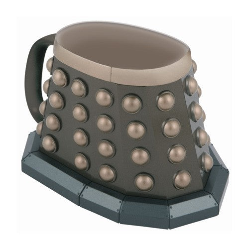 Doctor Who - Dalek Base 3D Mug