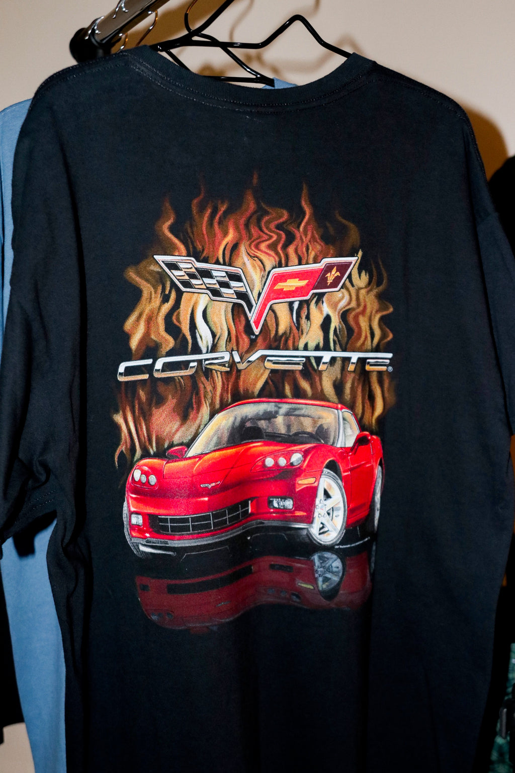 Corvette Graphic Tee