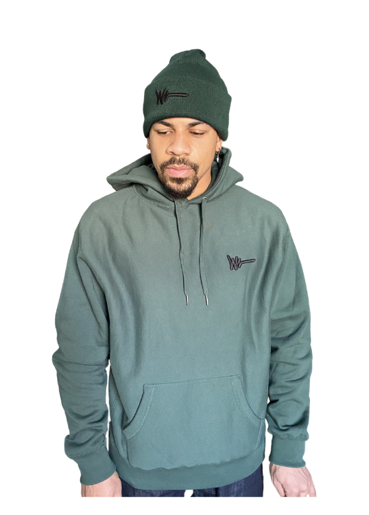 Forest Green Superior Hoody