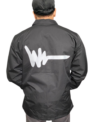 Black Around The Way Jacket