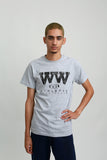 WW XXL ATHLETIC TEE (Light Grey)