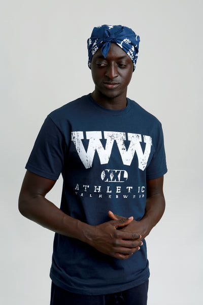 WW XXL ATHLETIC TEE (Navy)