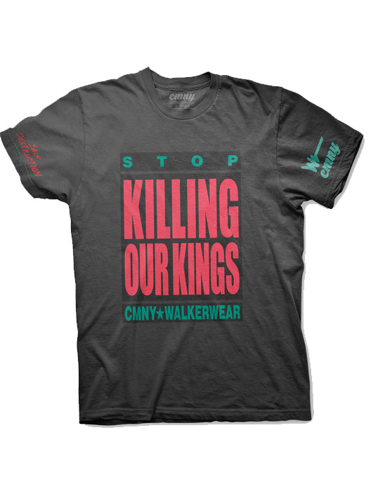 Stop Killing Our Kings Tee