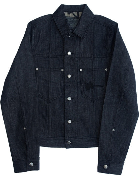 WW Raw Denim Jacket