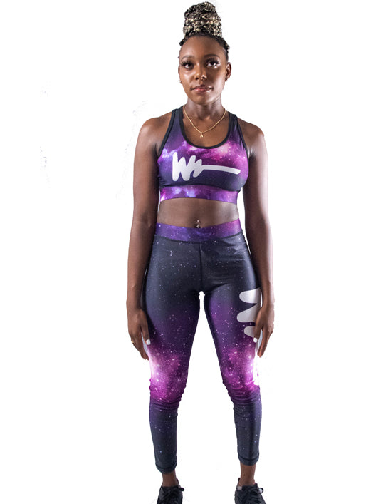 Galaxy Sports Leggings