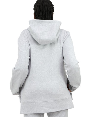 Grey Tech Hoody