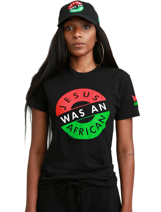 Jesus Was An African Tee