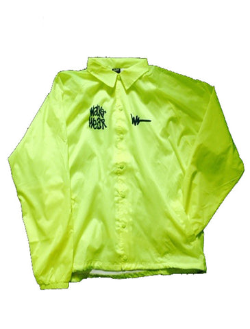 Volt Logo Coaches Jacket