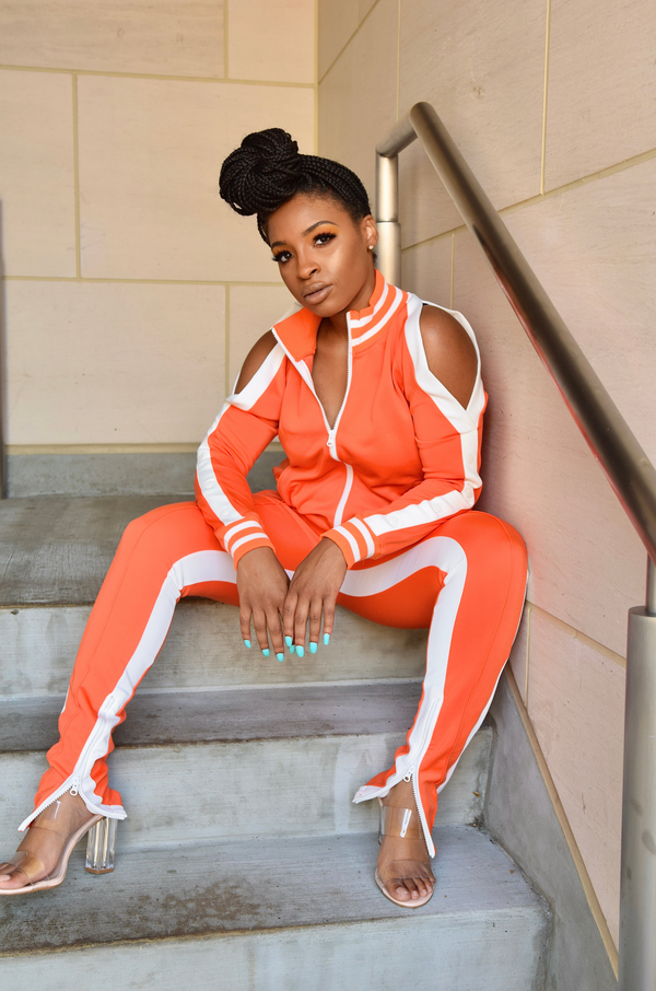 Fly Girl | Chic Jumpsuit