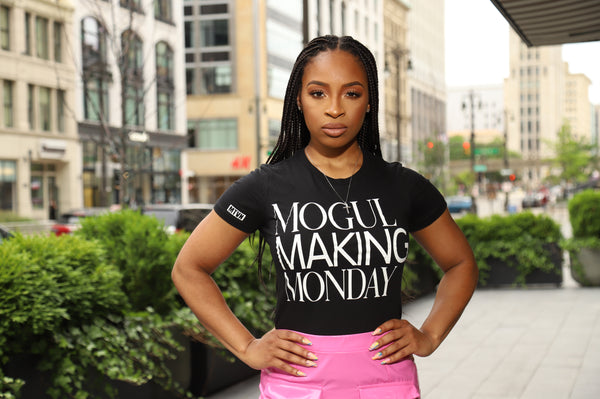 Mogul Making Monday Tee