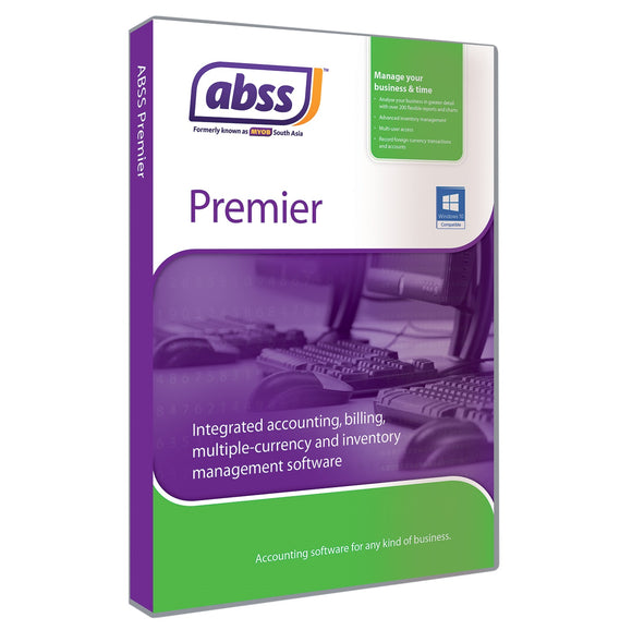 ABSS Premier Multi-User (3 users)