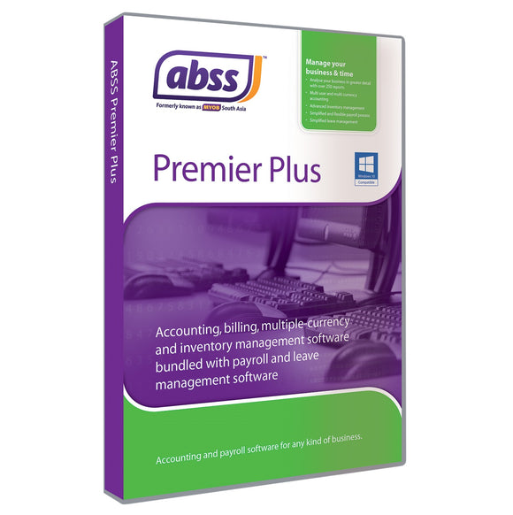 ABSS Premierplus (3 Users)