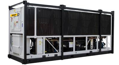 Chillers 30-500 Ton