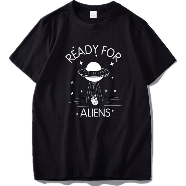 Ready For Aliens Tee [Storm Area 51]