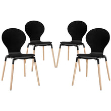 Load image into Gallery viewer, Path Dining Chair Set of 4