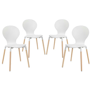 Path Dining Chair Set of 4