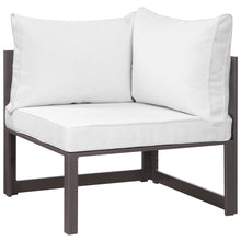 Load image into Gallery viewer, Fortuna Corner Outdoor Patio Armchair