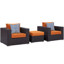 Load image into Gallery viewer, Convene 3 Piece Outdoor Patio Sofa Set