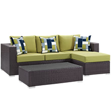 Load image into Gallery viewer, Convene 8 Piece Outdoor Patio Sectional Set