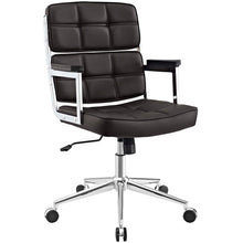 Load image into Gallery viewer, Portray Highback Upholstered Vinyl Office Chair