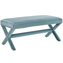 Load image into Gallery viewer, Rivet Performance Velvet Bench