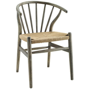Flourish Spindle Wood Dining Side Chair