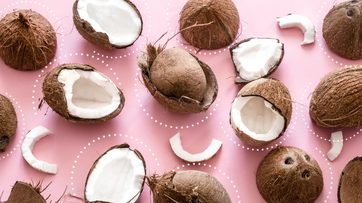 Harm from using coconut oil