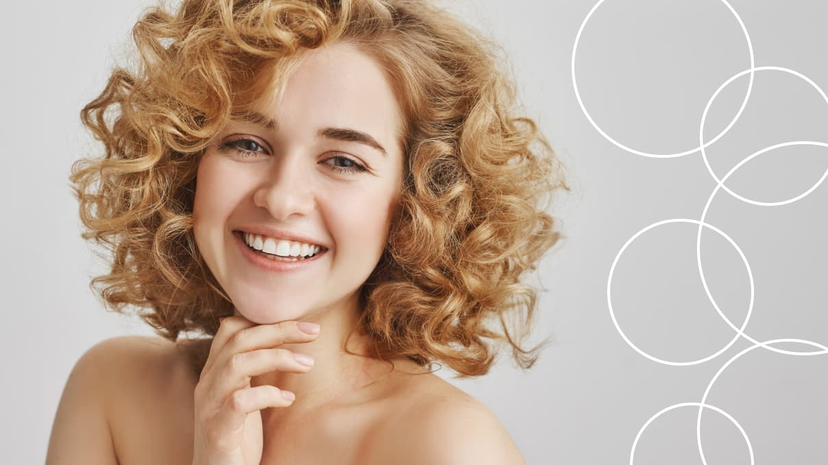 curls for different hair lengths