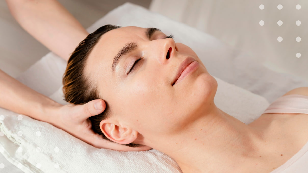 How to use a scalp massager?