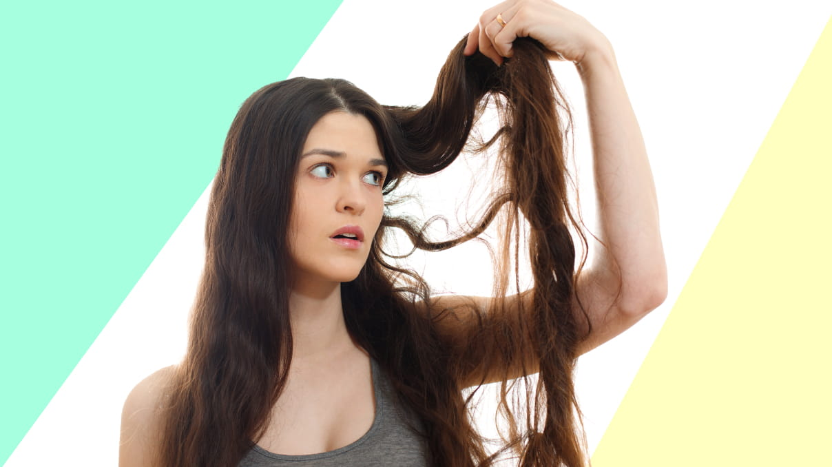 What causes dry scalp?