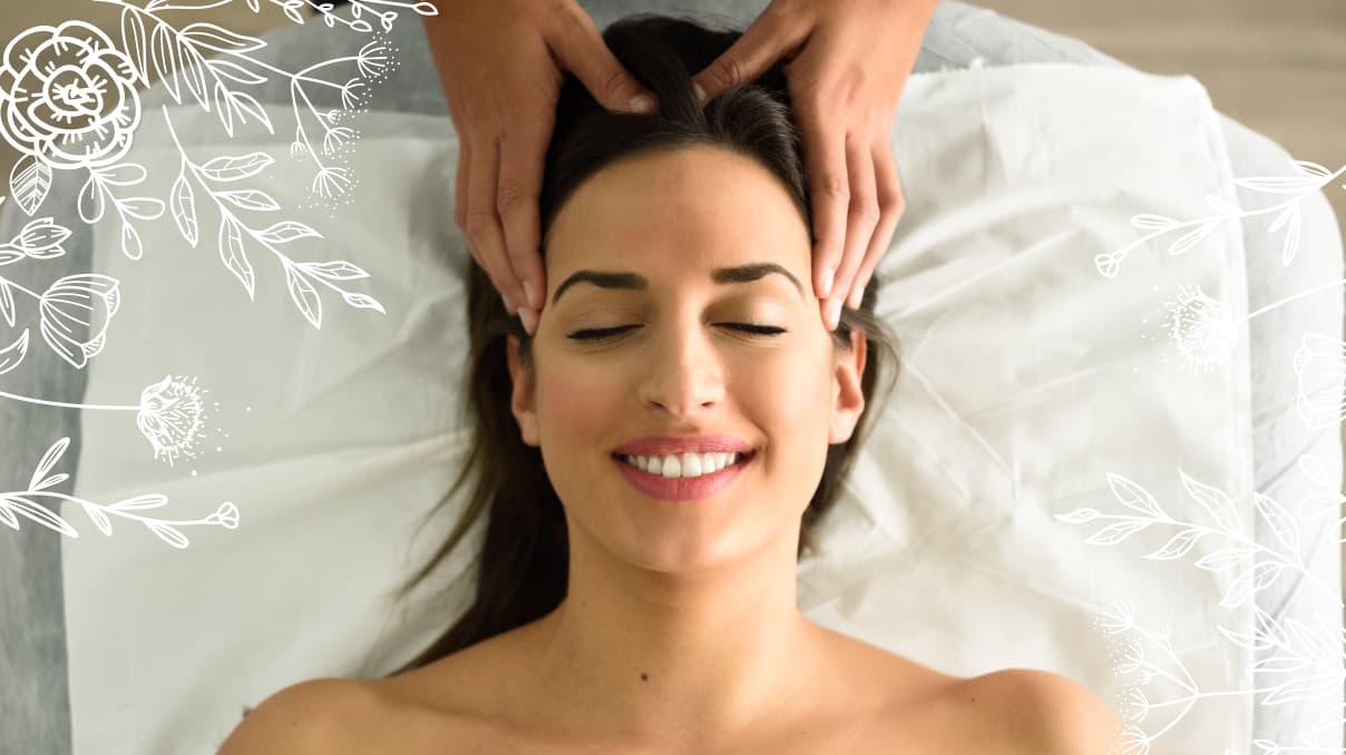 Do you need to peel the scalp?