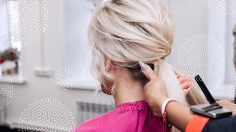 How to wash synthetic hair?