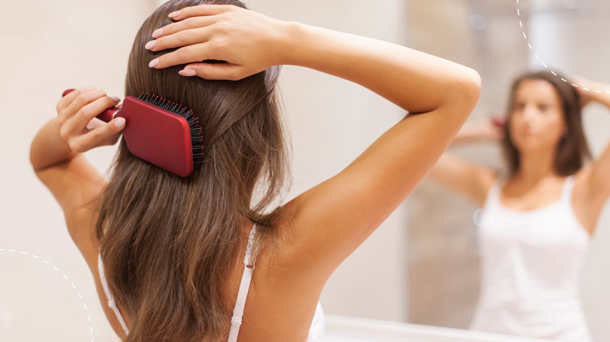 how to detangling your hair