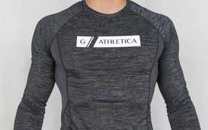 Men's Muscle Shirt Long Sleeve