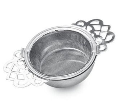 Tea strainer with tray - Bristol Chai Project - Loose leaf tea