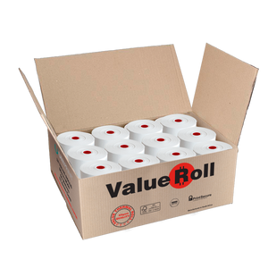 Till / POS Rolls 80x80 VALUE ROLL  - Box of 24