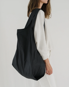 BAGGU- Large Reusable Tote in Black
