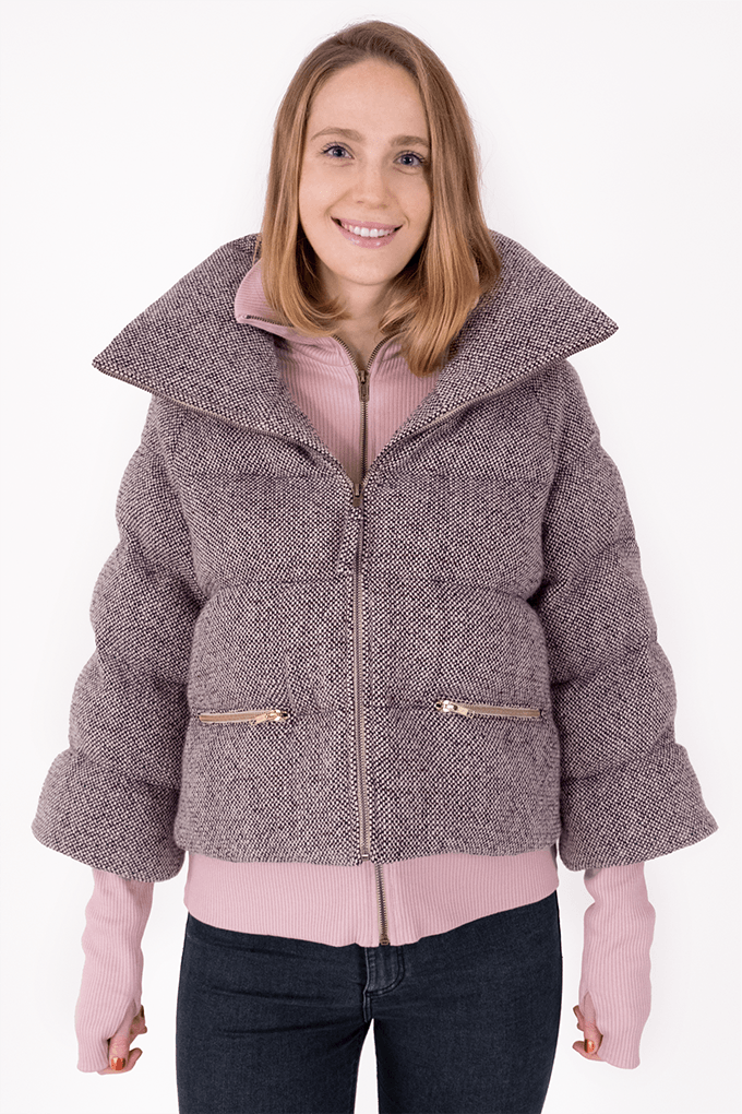 AW Puffer Winter Coat - Bouclé_01