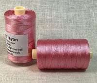 Rayón rosa color 015