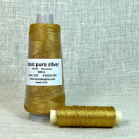 Basic Pure Silver Old Gold
