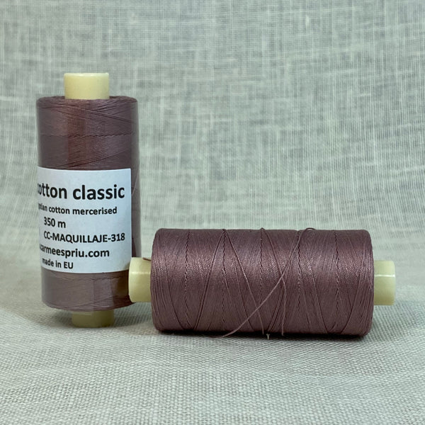 Basic cotton classic maquillaje nº 318